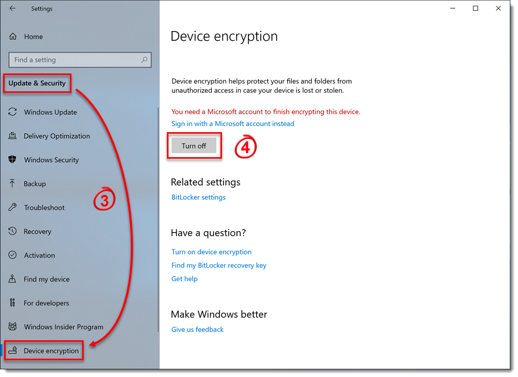 Using BitLocker and ESET Endpoint Encryption Full Disk