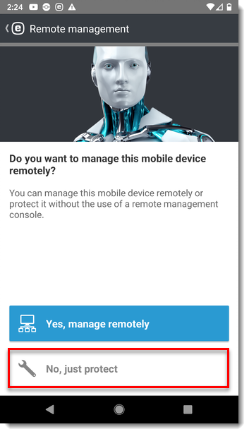 KB3631 Install ESET Endpoint Security for Android (2.x)